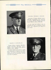 Augusta Military Academy - Recall Yearbook (Fort Defiance, VA) online yearbook collection, 1944 Edition, Page 14
