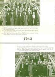 Augustana College - Rockety I Yearbook (Rock Island, IL) online yearbook collection, 1940 Edition, Page 60