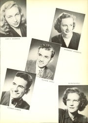 Augustana College - Rockety I Yearbook (Rock Island, IL) online yearbook collection, 1948 Edition, Page 41