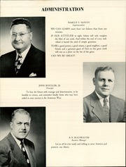 Austintown Fitch High School - Reflector Yearbook (Youngstown, OH) online yearbook collection, 1953 Edition, Page 8