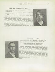Avoca Central High School - Avocan Yearbook (Avoca, NY) online yearbook collection, 1927 Edition, Page 13 of 102