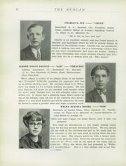 Avoca Central High School - Avocan Yearbook (Avoca, NY) online yearbook collection, 1927 Edition, Page 14