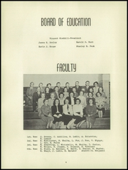 Avoca Central High School - Avocan Yearbook (Avoca, NY) online yearbook collection, 1948 Edition, Page 8 of 48