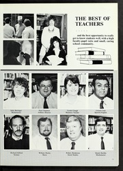 Avon High School - Sonnet Yearbook (Avon, MA) online yearbook collection, 1988 Edition, Page 9
