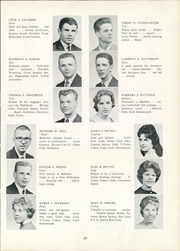Baldwin High School - Balthi Yearbook (Pittsburgh, PA) online yearbook collection, 1962 Edition, Page 63