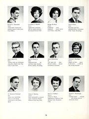 Baldwin High School - Balthi Yearbook (Pittsburgh, PA) online yearbook collection, 1964 Edition, Page 74