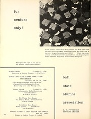 Ball State University - Orient Yearbook (Muncie, IN) online yearbook collection, 1956 Edition, Page 292