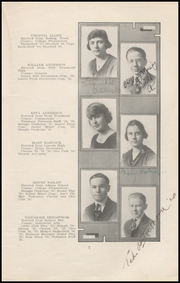 Ballard High School - Shingle Yearbook (Seattle, WA) online yearbook collection, 1920 Edition, Page 11
