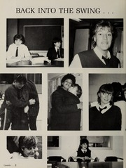 Balmoral Hall School - Optima Anni Yearbook (Winnipeg, Manitoba Canada) online yearbook collection, 1984 Edition, Page 6
