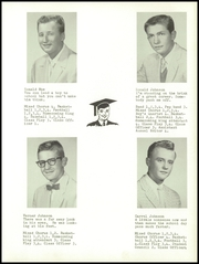 Barrett High School - Colonel Yearbook (Barrett, MN) online yearbook collection, 1958 Edition, Page 13
