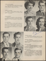 Barrington High School - Corral Yearbook (Barrington, IL) online yearbook collection, 1949 Edition, Page 15 of 64