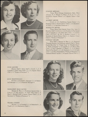 Barrington High School - Corral Yearbook (Barrington, IL) online yearbook collection, 1949 Edition, Page 16 of 64