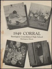 Barrington High School - Corral Yearbook (Barrington, IL) online yearbook collection, 1949 Edition, Page 5