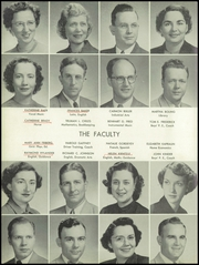 Page 10, 1953 Edition, Barrington High School - Corral Yearbook (Barrington, IL) online yearbook collection
