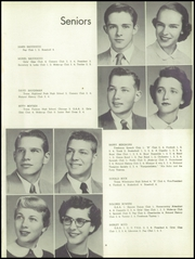 Page 13, 1953 Edition, Barrington High School - Corral Yearbook (Barrington, IL) online yearbook collection