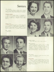 Page 15, 1953 Edition, Barrington High School - Corral Yearbook (Barrington, IL) online yearbook collection
