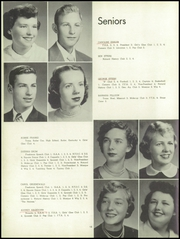 Page 16, 1953 Edition, Barrington High School - Corral Yearbook (Barrington, IL) online yearbook collection