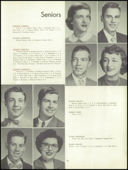 Page 17, 1953 Edition, Barrington High School - Corral Yearbook (Barrington, IL) online yearbook collection