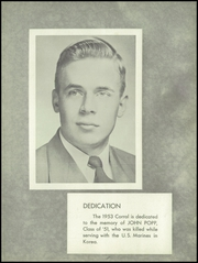 Page 7, 1953 Edition, Barrington High School - Corral Yearbook (Barrington, IL) online yearbook collection