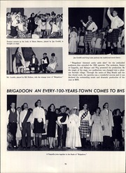 Barrington High School - Corral Yearbook (Barrington, IL) online yearbook collection, 1963 Edition, Page 80