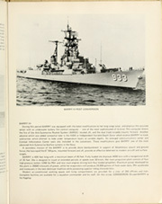 Barry (DD 933) - Naval Cruise Book online yearbook collection, 1969 Edition, Page 9