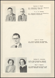Bartlett High School - Covered Wagon Yearbook (Bartlett, OH) online yearbook collection, 1952 Edition, Page 11