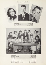 Bartlett Yancey High School - Yan Tat Yearbook (Yanceyville, NC) online yearbook collection, 1953 Edition, Page 8 of 60