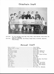 Batavia High School - Chieftain Yearbook (Batavia, IA) online yearbook collection, 1954 Edition, Page 3