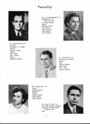 Batavia High School - Chieftain Yearbook (Batavia, IA) online yearbook collection, 1954 Edition, Page 5
