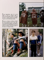 Bates College - Mirror Yearbook (Lewiston, ME) online yearbook collection, 1984 Edition, Page 10