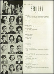 Baton Rouge High School - Fricassee Yearbook (Baton Rouge, LA) online yearbook collection, 1942 Edition, Page 18