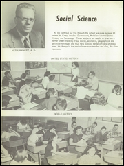 Baugo Township High School - School Bell Echoes Yearbook (Elkhart, IN) online yearbook collection, 1954 Edition, Page 10