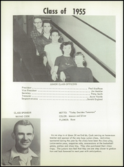 Baugo Township High School - School Bell Echoes Yearbook (Elkhart, IN) online yearbook collection, 1954 Edition, Page 48 of 168