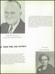 Baugo Township High School - School Bell Echoes Yearbook (Elkhart, IN) online yearbook collection, 1954 Edition, Page 9