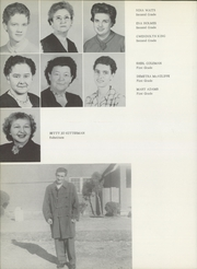 Bay High School - Yellowjacket Yearbook (Bay, AR) online yearbook collection, 1960 Edition, Page 12