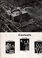 Bay View High School - Oracle Yearbook (Milwaukee, WI) online yearbook collection, 1956 Edition, Page 10