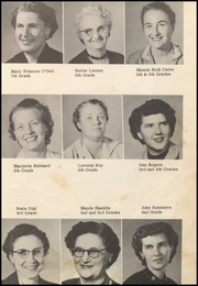 Bearden High School - Bear Echo Yearbook (Bearden, AR) online yearbook collection, 1955 Edition, Page 17