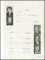 Beardstown High School - Tiger Yearbook (Beardstown, IL) online yearbook collection, 1939 Edition, Page 17