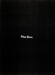 Beaumont High School - Pine Burr Yearbook (Beaumont, TX) online yearbook collection, 1972 Edition, Page 8