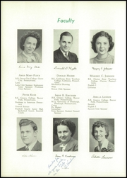 Beaver High School - Shingas Yearbook (Beaver, PA) online yearbook collection, 1948 Edition, Page 16