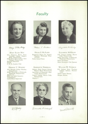 Beaver High School - Shingas Yearbook (Beaver, PA) online yearbook collection, 1948 Edition, Page 17 of 104