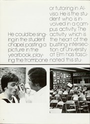 Bellarmine College Preparatory - Carillon Yearbook (San Jose, CA) online yearbook collection, 1974 Edition, Page 8