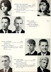 Bellefonte High School - La Belle Yearbook (Bellefonte, PA) online yearbook collection, 1965 Edition, Page 18