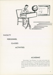 Bellevue High School - Comet Yearbook (Bellevue, OH) online yearbook collection, 1957 Edition, Page 11