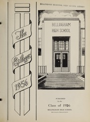 Bellingham High School - Epilogue Yearbook (Bellingham, MA) online yearbook collection, 1956 Edition, Page 5