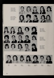 Bellingham High School - Epilogue Yearbook (Bellingham, MA) online yearbook collection, 1965 Edition, Page 60 of 144