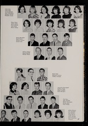 Bellingham High School - Epilogue Yearbook (Bellingham, MA) online yearbook collection, 1965 Edition, Page 71 of 144