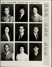 Belmont Abbey College - Spire Yearbook (Belmont, NC) online yearbook collection, 1986 Edition, Page 51