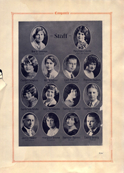 Belmont High School - Campanile Yearbook (Los Angeles, CA) online yearbook collection, 1926 Edition, Page 13 of 134