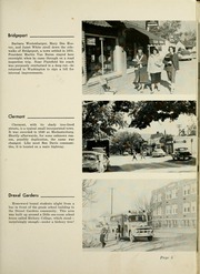 Ben Davis High School - Keyhole Yearbook (Indianapolis, IN) online yearbook collection, 1956 Edition, Page 15